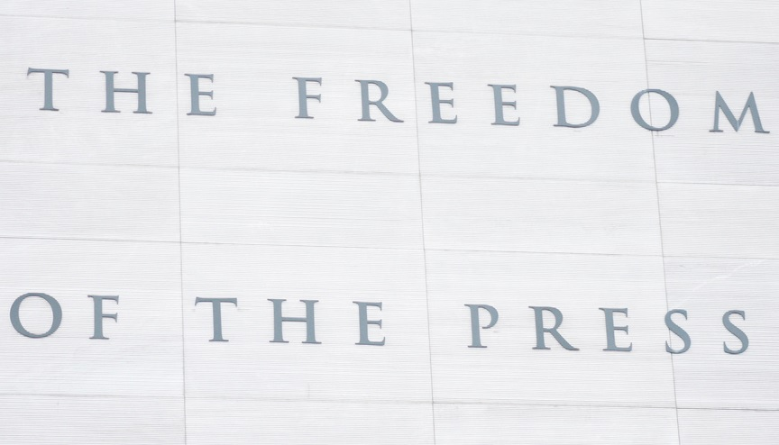 Freedom ofthe Press